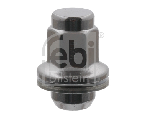 Wheel-Bolt-Stud-Nut-fits-TOYOTA-LAND-CRUISER-J1-4-5-98-to-07-1FZ-FE-Febi-New