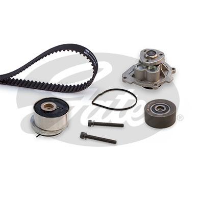 pompe à eau KP35623XS-1 Gates Powergrip Timing Cam Belt Kit