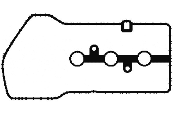 Rocker Cover Gasket for CITROEN C1 1.0 1KR-FE Petrol FAI