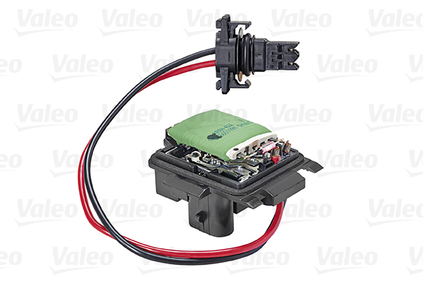 renault clio mk2 1 9d heater blower resistor 2001 regulator rheostat valeo new ebay. Black Bedroom Furniture Sets. Home Design Ideas