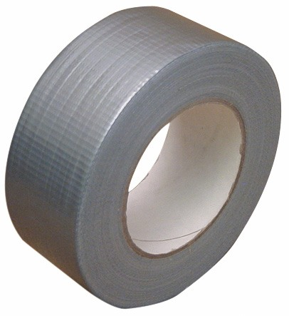 Pearl Silver Cloth Duct Tape 50mm X 50m Pcdt01 Tapes