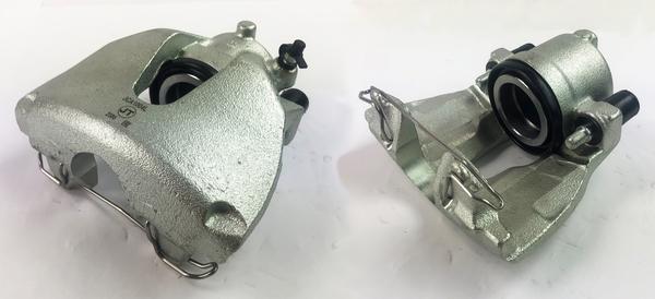 Neuf Avant Gauche Étrier de frein pour Opel//Vauxhall Corsa D//HZP-PL-002//