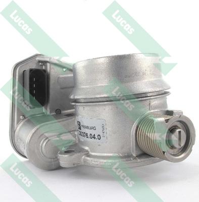 Throttle Body fits BMW X3 E83 2.0D 04 to 10 Lucas 11717791481 11717804384 New