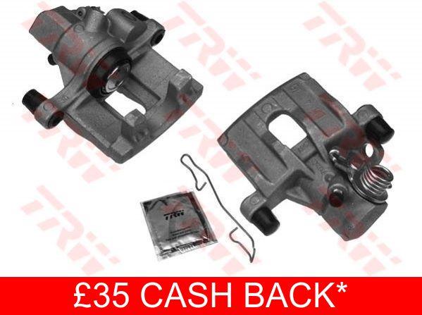 Étrier de frein arrière gauche pour VOLVO V50 1.6 D