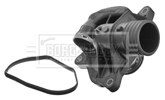 Coolant Thermostat BBT114 Borg & Beck PEL000090 PEL100570 PEL100570L PEM100570