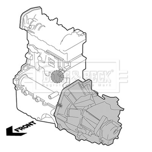 Stupendous Engine Mount Bem3995 Borg Beck Mounting 5684166 Genuine Quality Wiring 101 Akebwellnesstrialsorg