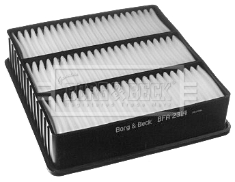 RENAULT MEGANE Mk2 1.5D Air Filter 02 to 10 B/&B 8200166615 8200371661 8200371663