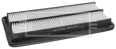BFA2475 Genuine Borg /& Beck Engine Air Filter