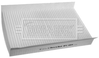 Cabin Filter For Peugeot 1007 KM/_ Hatchback 1.4 HDI MS-6237