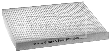 Pollen / Cabin Filter BFC1018 Borg & Beck 1594615 1541456 8V5118D543AA Quality