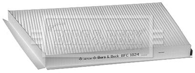 Mercedes CLK C209 220 CDi Genuine Borg /& Beck Cabin Pollen Interior Air Filter