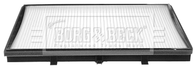 MG MGZT 2.0D Pollen / Cabin Filter 02 to 05 204D2 B&B Top Quality Replacement