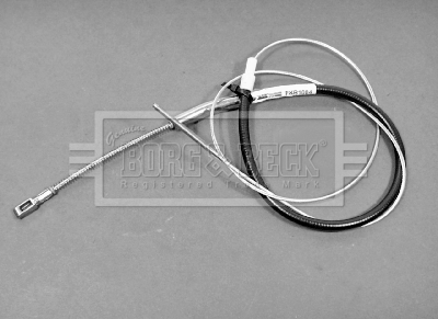 VW BEETLE 1.8 Handbrake Cable Rear Left or Right 01 to 10 Hand Brake Parking B/&B