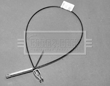 LDV Convoy 2.5 D 834mm Long Genuine First Line Front Handbrake Cable
