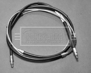 1x Peugeot Boxer 1.9 TD Genuine Febi Rear Handbrake Parking Brake Cable