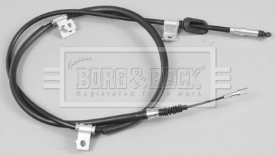 Handbrake Cable fits HONDA ACCORD Mk6 2.0 2.0D 96 to 98 Hand Brake Parking B&B