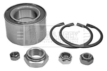 VW 861498625 BA2B311316 34x62x37mm PFI Wheel Bearing Compatible With Audi