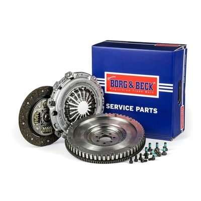 Dual to Solid Flywheel Clutch Conversion Kit HKF1077 Borg /& Beck Set Quality New