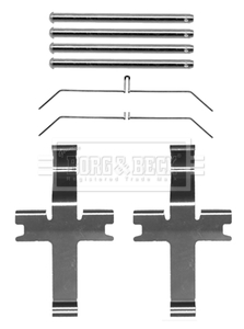 Handbrake Cable fits SUBARU IMPREZA GD 2.0 Left 02 to 06 EJ205 Hand Brake B/&B