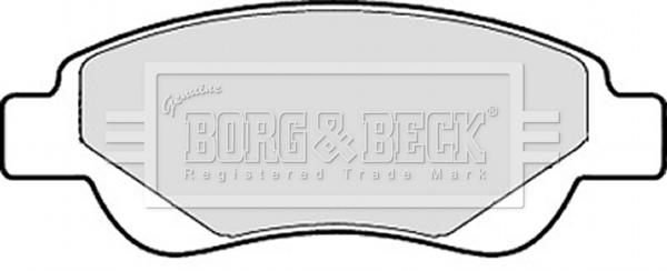 Borg /& Beck BBP1967