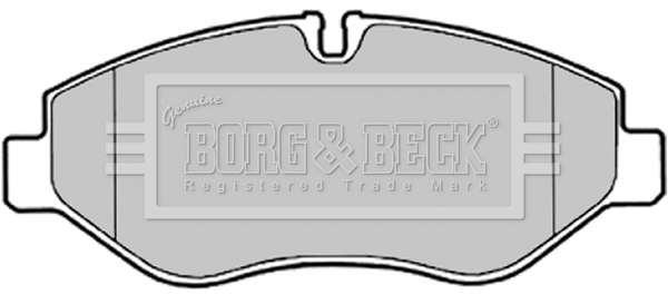 2011 /> 14 EBC Ultimax Front Brake Pads for Iveco Daily 35S13