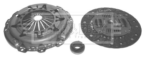 6E 2.0 Clutch Kit 2004 on KeyParts 205095 2050H1 2050H7 2050K1 PEUGEOT 407 6D
