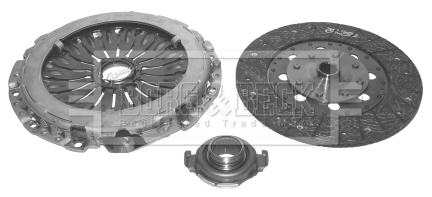 CK9867 National Auto Parts Quality New Clutch Kit 3pc Cover+Plate+Releaser