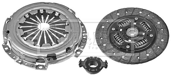 CITROEN XSARA N0 1.6 Clutch Kit 3pc 00 to 05 B/&B 2050Q7 Cover+Plate+Releaser