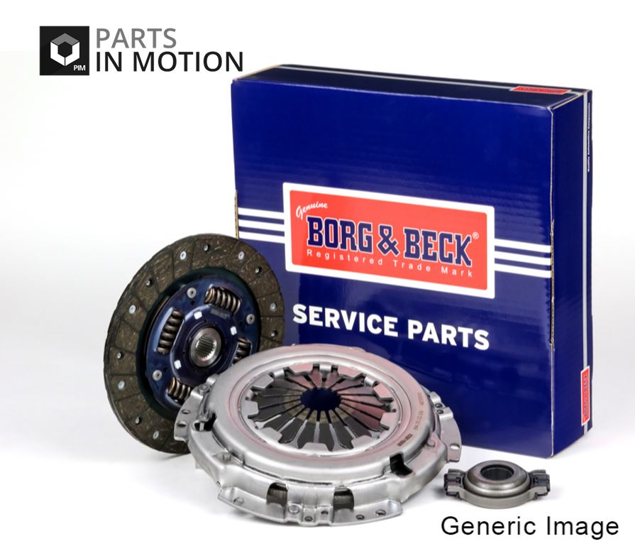 CITROEN C3 Mk1 1.1 Clutch Kit 3pc 02 to 10 B/&B 2050H3 New Cover+Plate+Releaser