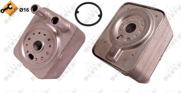 VW-TOUAREG-7L-7P-Oil-Cooler-3-2-3-6-10-to-11-CGRA-Radiator-NRF-038117021B-New