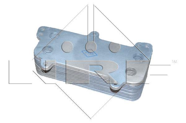 VW-CARAVELLE-Mk5-2-5D-Oil-Cooler-04-to-09-Radiator-NRF-070117021D-VOLKSWAGEN-New thumbnail 3