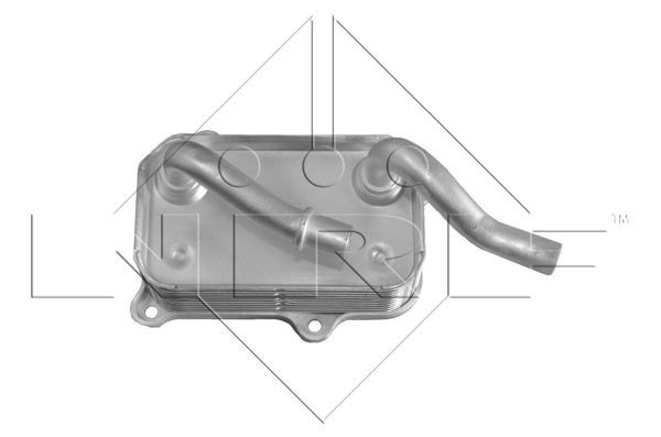 MERCEDES-VITO-W639-Oil-Cooler-3-2-3-7-2003-on-Radiator-NRF-1121800311-1121880301 thumbnail 2