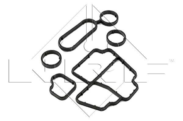 VW-SHARAN-7N-2-0D-Oil-Cooler-2010-on-6767571RMP-Radiator-NRF-03L115389B-Quality thumbnail 2