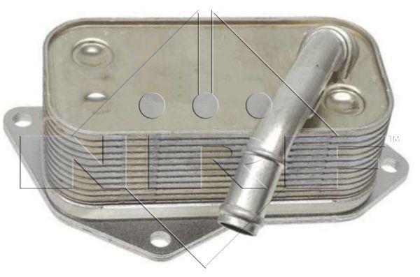 Oil-Cooler-fits-BMW-525-E60-E61-2-5-04-to-10-Radiator-NRF-11427525333-Quality thumbnail 2
