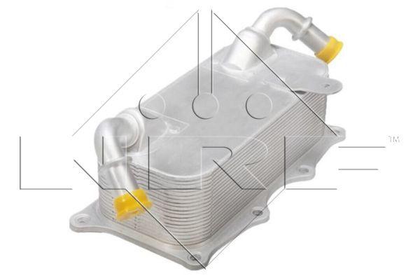 PORSCHE-PANAMERA-970-3-6-Oil-Cooler-10-to-16-Radiator-NRF-94810728121-Quality thumbnail 2