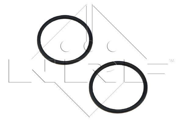 VAUXHALL-COMBO-C-1-7D-Oil-Cooler-04-to-11-Z17DTH-Radiator-NRF-5650345-5650756 thumbnail 2