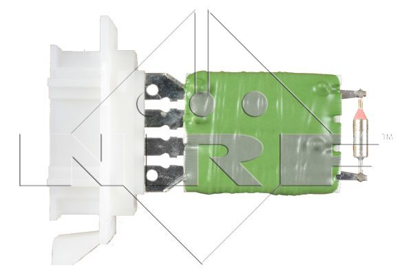 Heater Blower Motor Resistor 90535076 1845781 For Opel//Vauxhall Tigra-B New