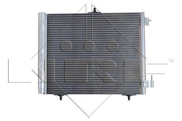 Ford Fiesta Mk6 1.6 Air avec Condenseur 2011 sur AC climatisation NRF qualité neuf
