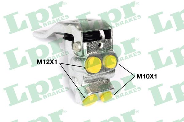 Brake Pressure Regulator 9961 LPR Compensator Valve Load 486184 D30923 Quality