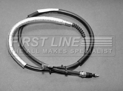 ALFA ROMEO 155 167 1.9D Handbrake Cable Rear Left 93 to 97 AR67501 Hand Brake