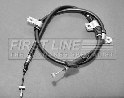 RENAULT CLIO Mk2 1.2 Handbrake Cable Rear Left 98 to 00 Hand Brake Parking New