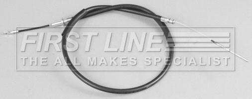 Handbrake Cable FKB2048 First Line Hand Brake Parking 8971332360 522420 97133236