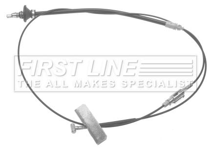Handbrake Cable fits NISSAN PRIMASTAR X83 1.9D Rear Right 2002 on Hand Brake B/&B