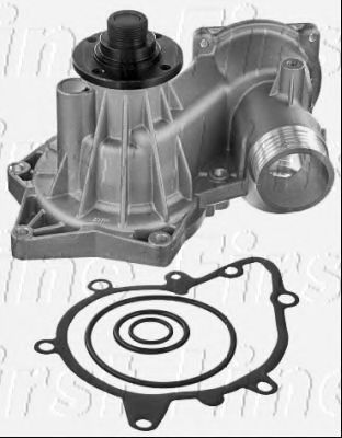 Water Pump Fwp1665 First Line Coolant 0007042 1731680 1741001
