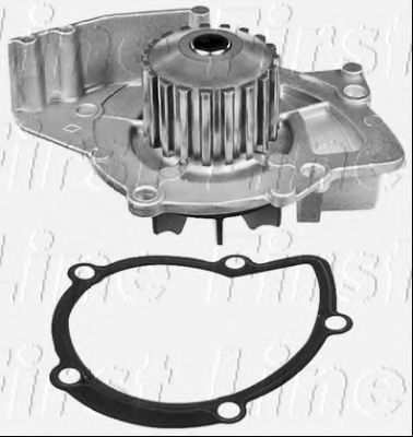 VOLVO S40 MK2 2.0D Water Pump 04 to 07 D4204T Coolant FirstLine 30725831 Quality
