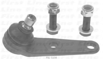 FORD FIESTA Mk2 1.4 Ball Joint Lower 83 to 89 Suspension FirstLine 5021426 New