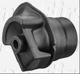 Axle Beam Mount fits TOYOTA PRIUS NHW20 1.5 Rear Left or Right 03 to 09 1NZ-FXE