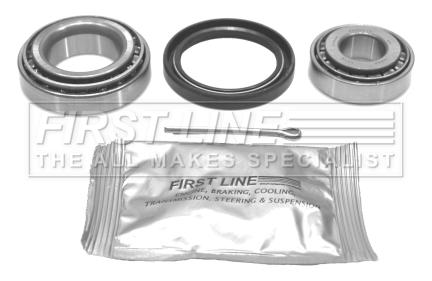 SKODA FAVORIT 785 1.3 Wheel Bearing Kit Rear 91 to 92 FirstLine 963020400 New