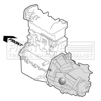 Renault Espace Mk2 2 2 Engine Gearbox Mount 94 To 96 2391207rmp