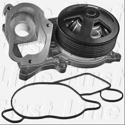 Water Pump FWP2368 First Line Coolant 11517810833 11518516204 Quality New